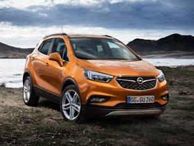 Ver foto 3 de Opel Mokka X 2016