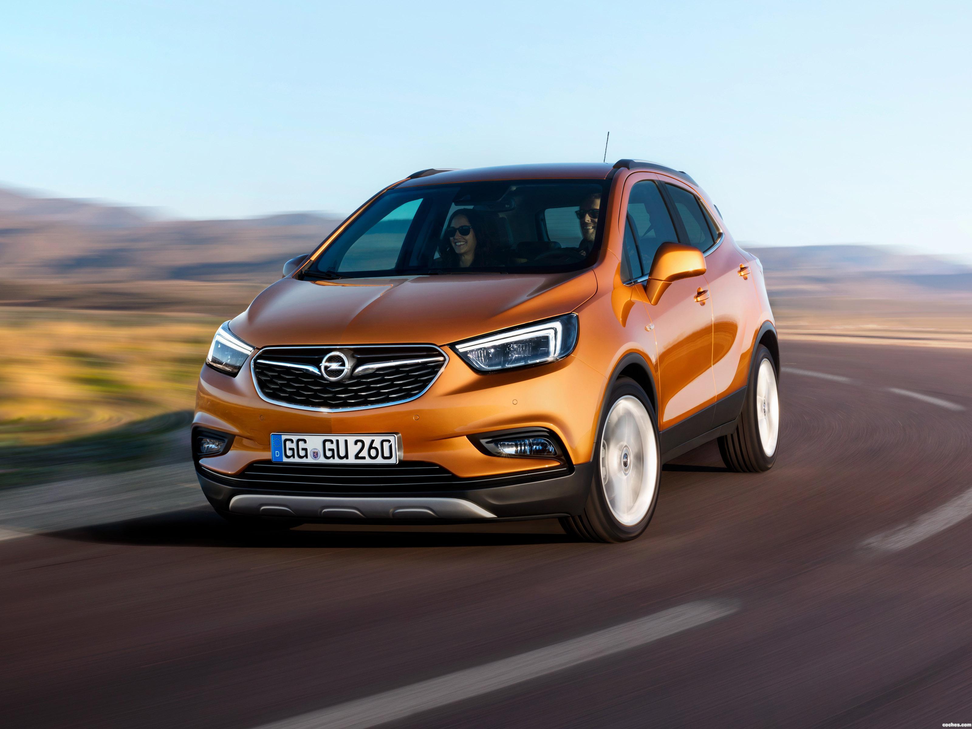 Foto 0 de Opel Mokka X Ecotec 2016