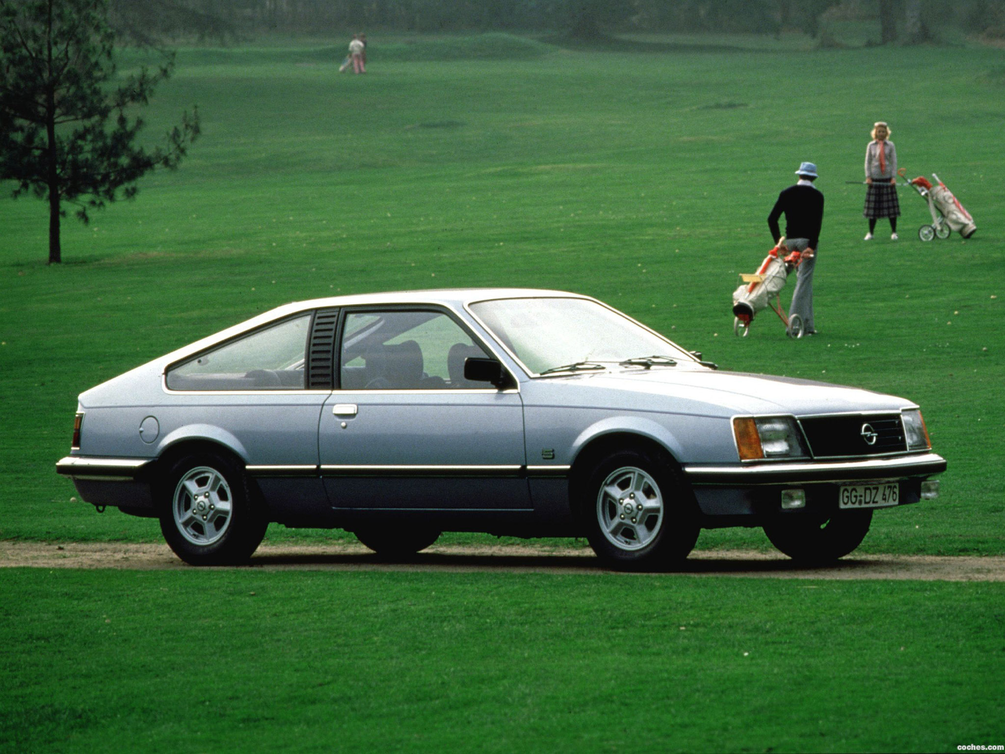 Foto 0 de Opel Monza A 1978