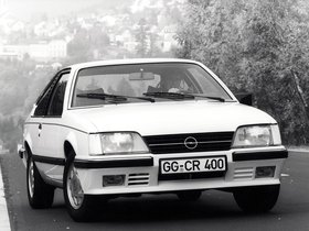 Ver foto 2 de Opel Monza A 1982