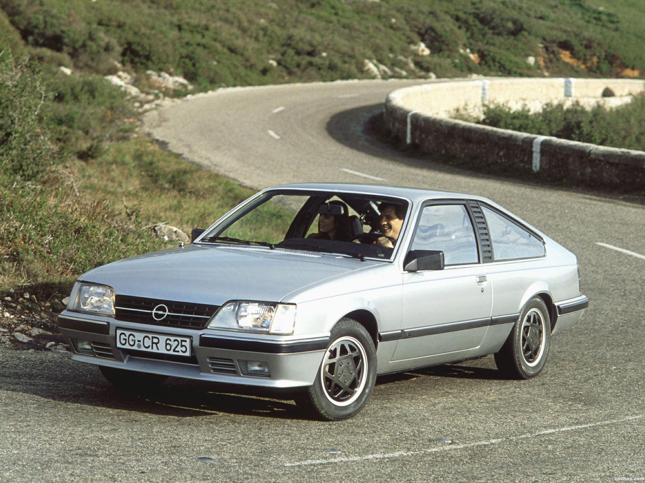 Foto 0 de Opel Monza A 1982