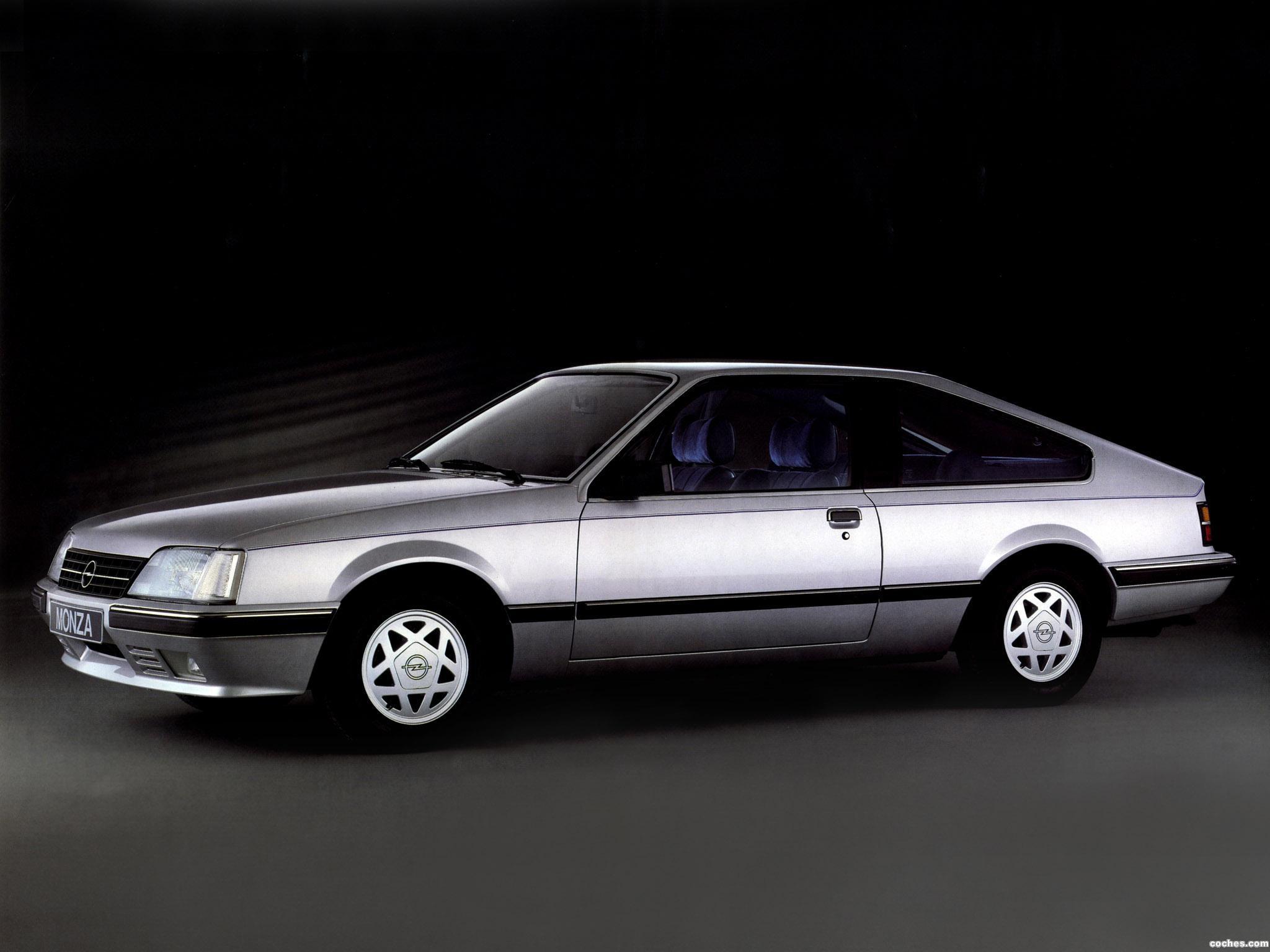 Foto 2 de Opel Monza A 1982
