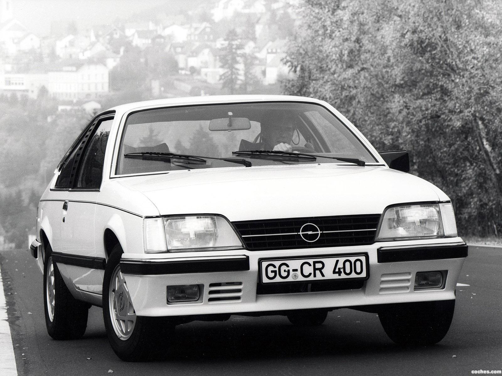 Foto 1 de Opel Monza A 1982