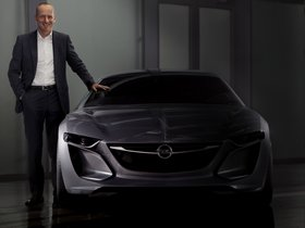 Ver foto 2 de Opel Monza Concept 2013