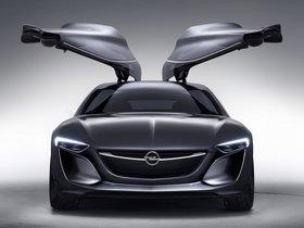 Ver foto 3 de Opel Monza Concept 2013