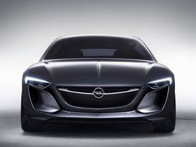 Ver foto 7 de Opel Monza Concept 2013