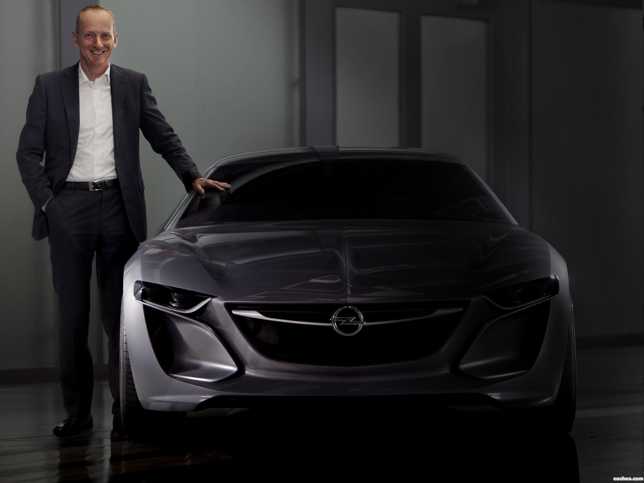 Foto 1 de Opel Monza Concept 2013