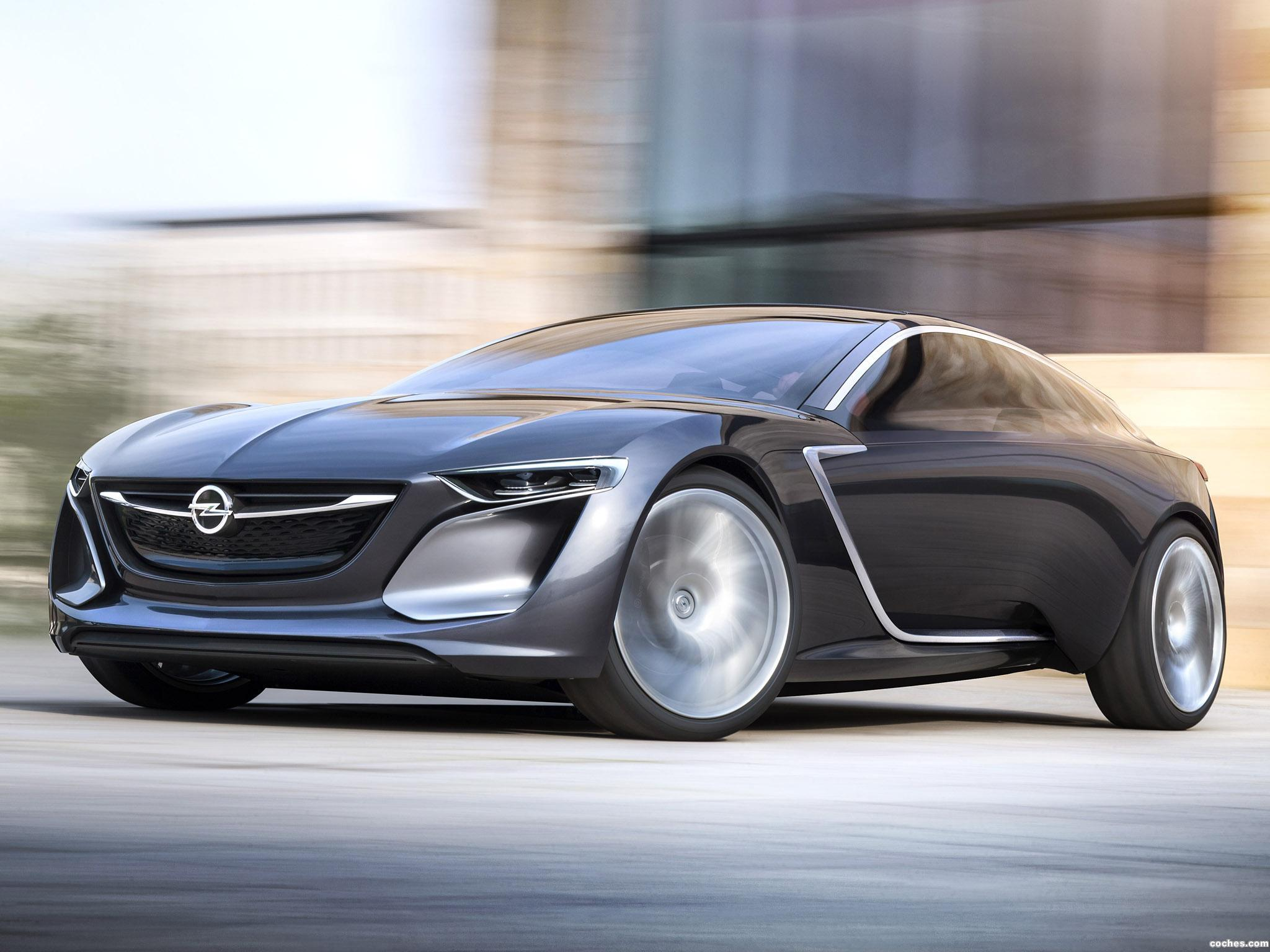Foto 12 de Opel Monza Concept 2013