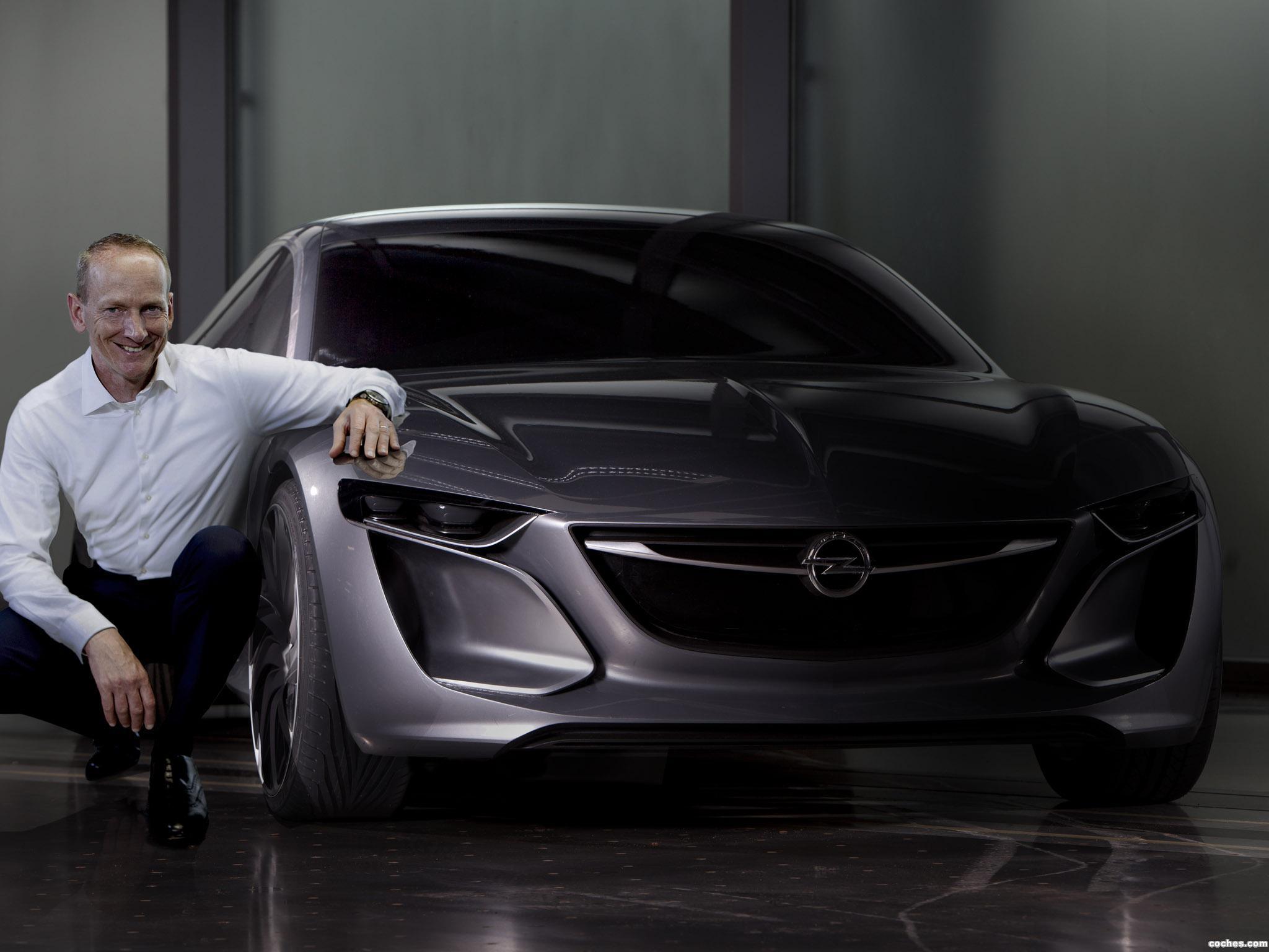 Foto 0 de Opel Monza Concept 2013
