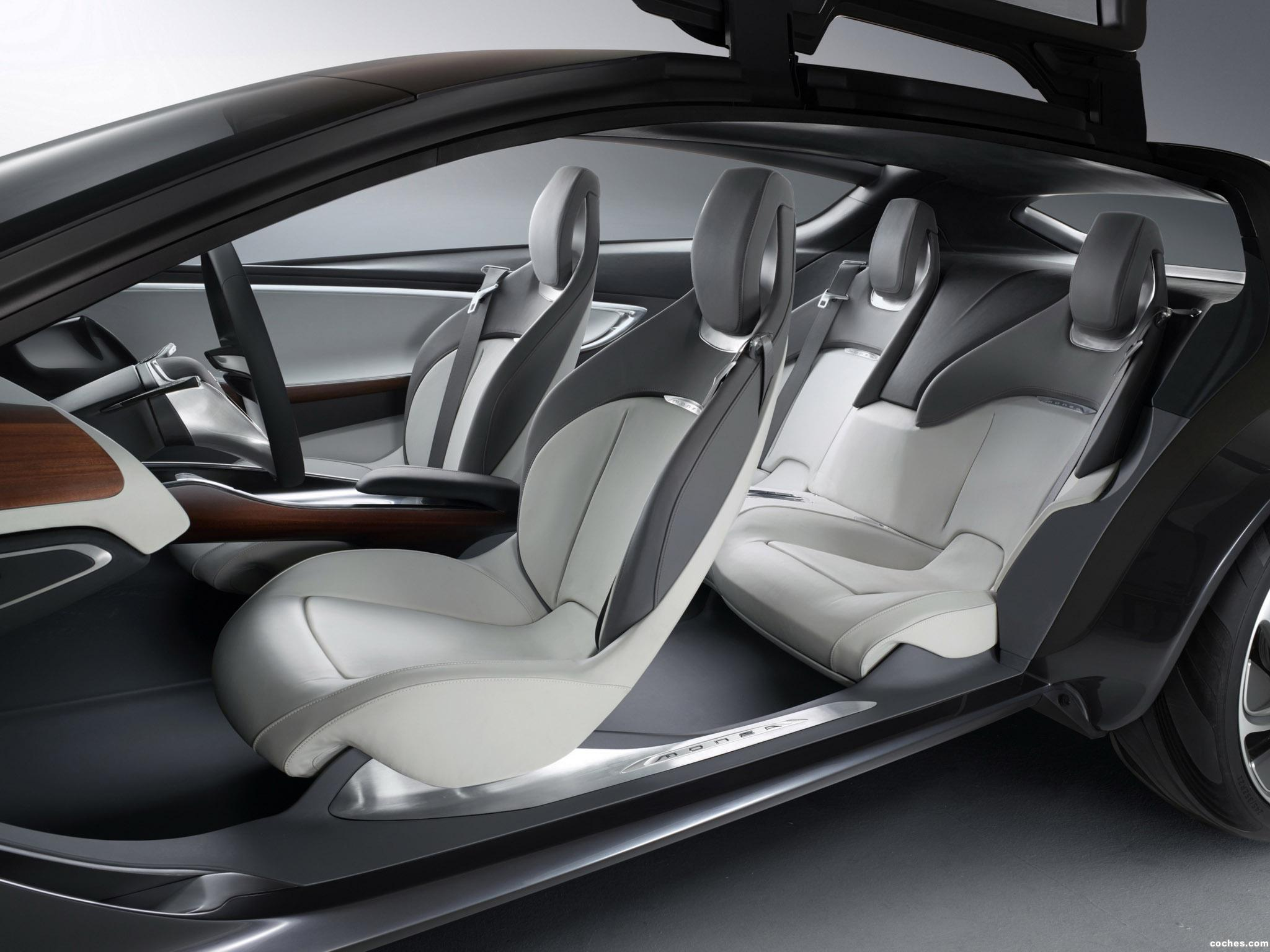 Foto 8 de Opel Monza Concept 2013