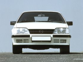 Ver foto 2 de Opel Monza GSE A2 1983