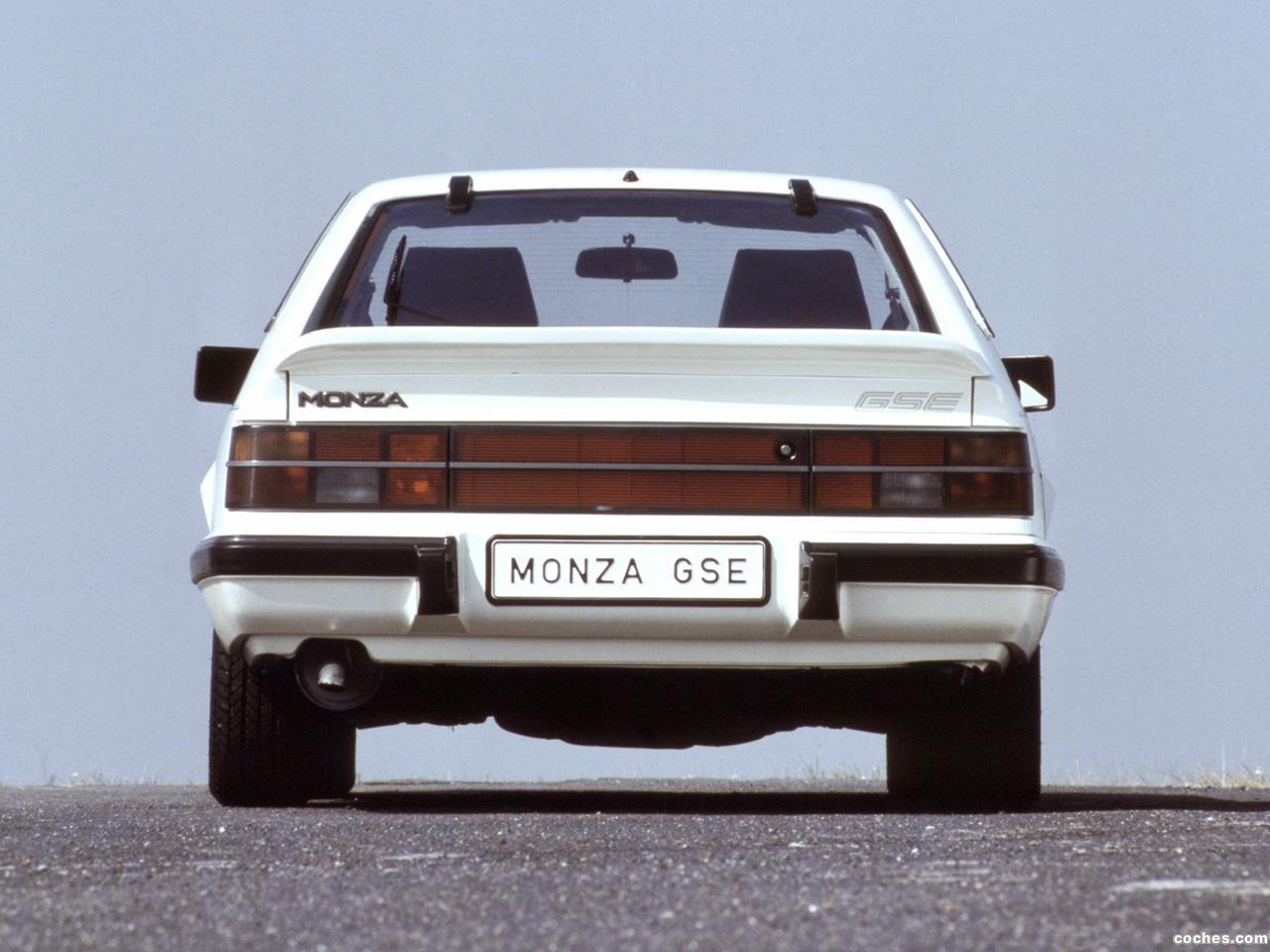 Foto 2 de Opel Monza GSE A2 1983
