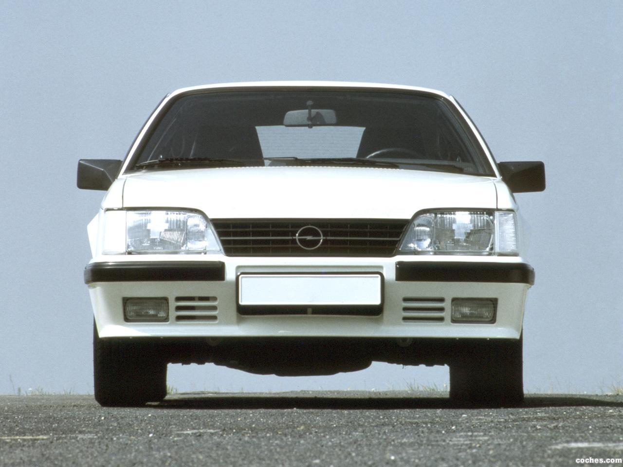 Foto 1 de Opel Monza GSE A2 1983