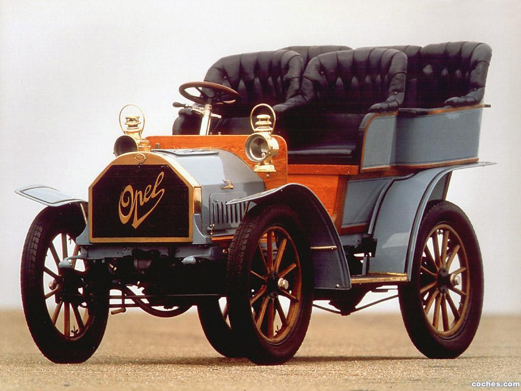 Foto 0 de Opel Motorwagen 10-12 PS 1902