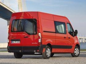 Fotos de Opel Movano (B) 2010