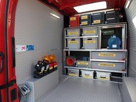 Ver foto 2 de Opel Movano Van Feuerwehr 2013