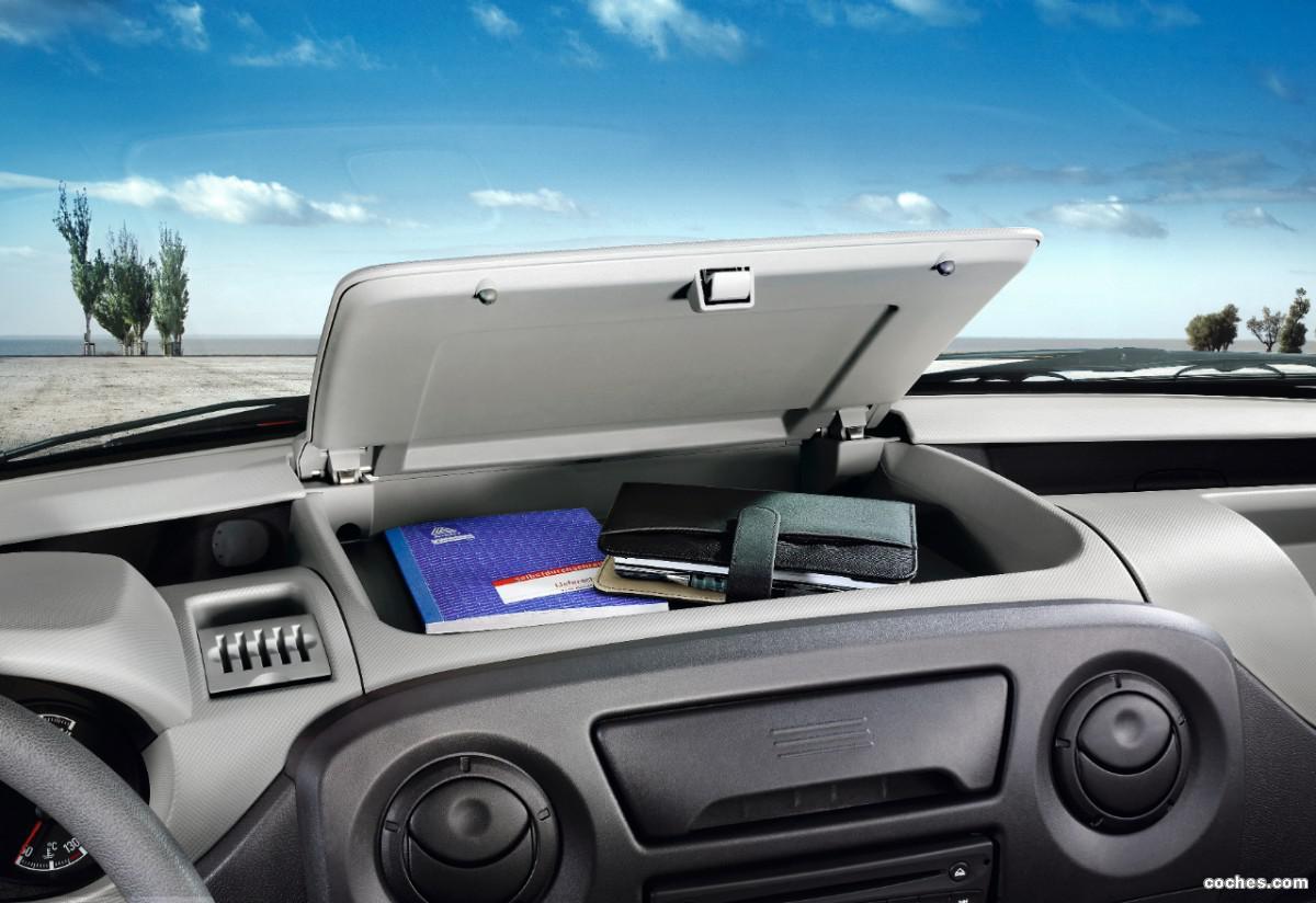 Foto 11 de Opel Movano Chasis Cabina 2010