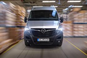 Ver foto 3 de Opel Movano Furgón 2019