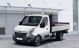 Opel Movano Ch.cb. 2.3cdti L2h1 3500 130
