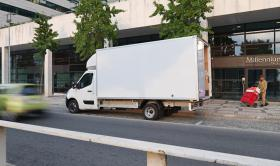 Ver foto 3 de Opel Movano Chasis Cabina 2010