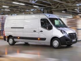 Ver foto 1 de Opel Movano Furgón 2019