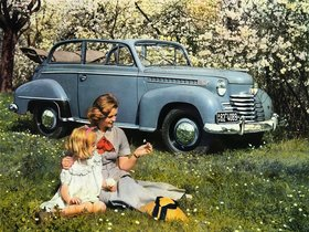 Ver foto 2 de Opel Olympia 1951