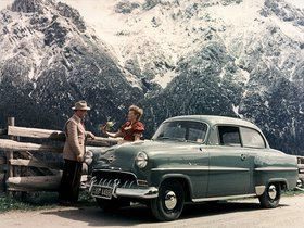 Ver foto 2 de Opel Olympia 1953