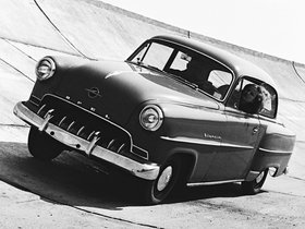 Fotos de Opel Olympia 1953
