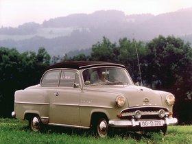 Ver foto 3 de Opel Olympia 1953