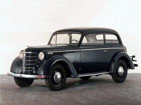 Ver foto 3 de Opel Olympia 2 puertas Limousine 1947