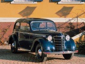 Fotos de Opel Olympia 2 puertas Limousine 1947