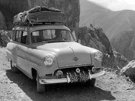 Ver foto 3 de Opel Olympia Caravan 1953