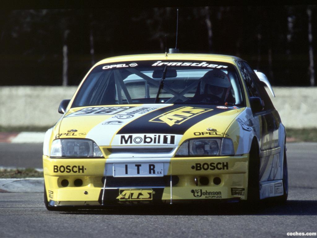 Foto 0 de Opel Omega 3000 24V DTM 1990