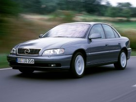 Ver foto 3 de Opel Omega B 1994