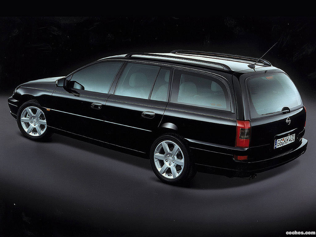 Foto 1 de Opel Omega B 1994