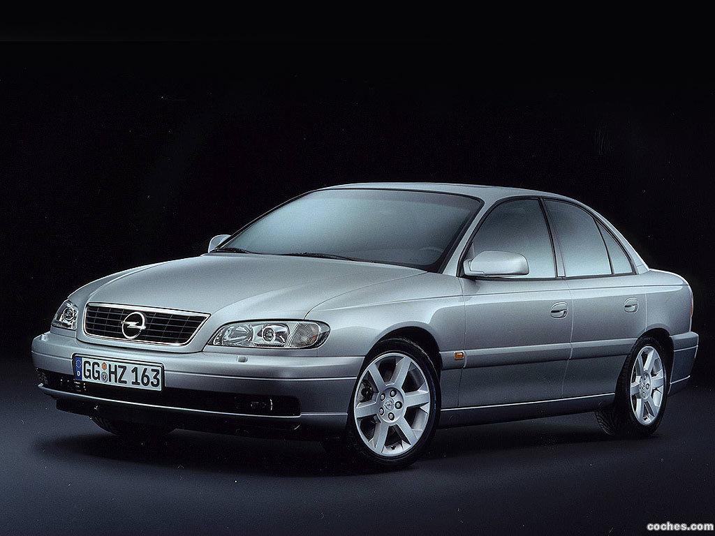 Foto 0 de Opel Omega B 1994