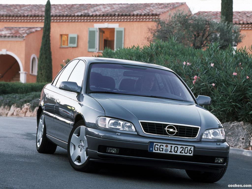 Foto 8 de Opel Omega B 1994