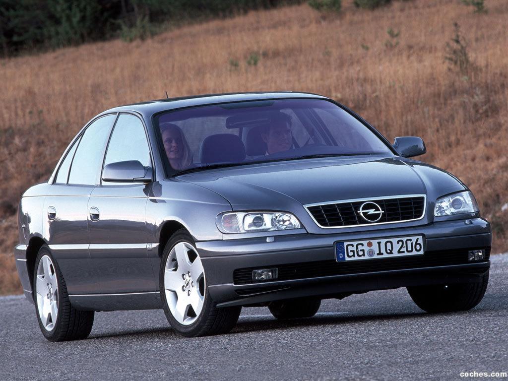 Foto 7 de Opel Omega B 1994