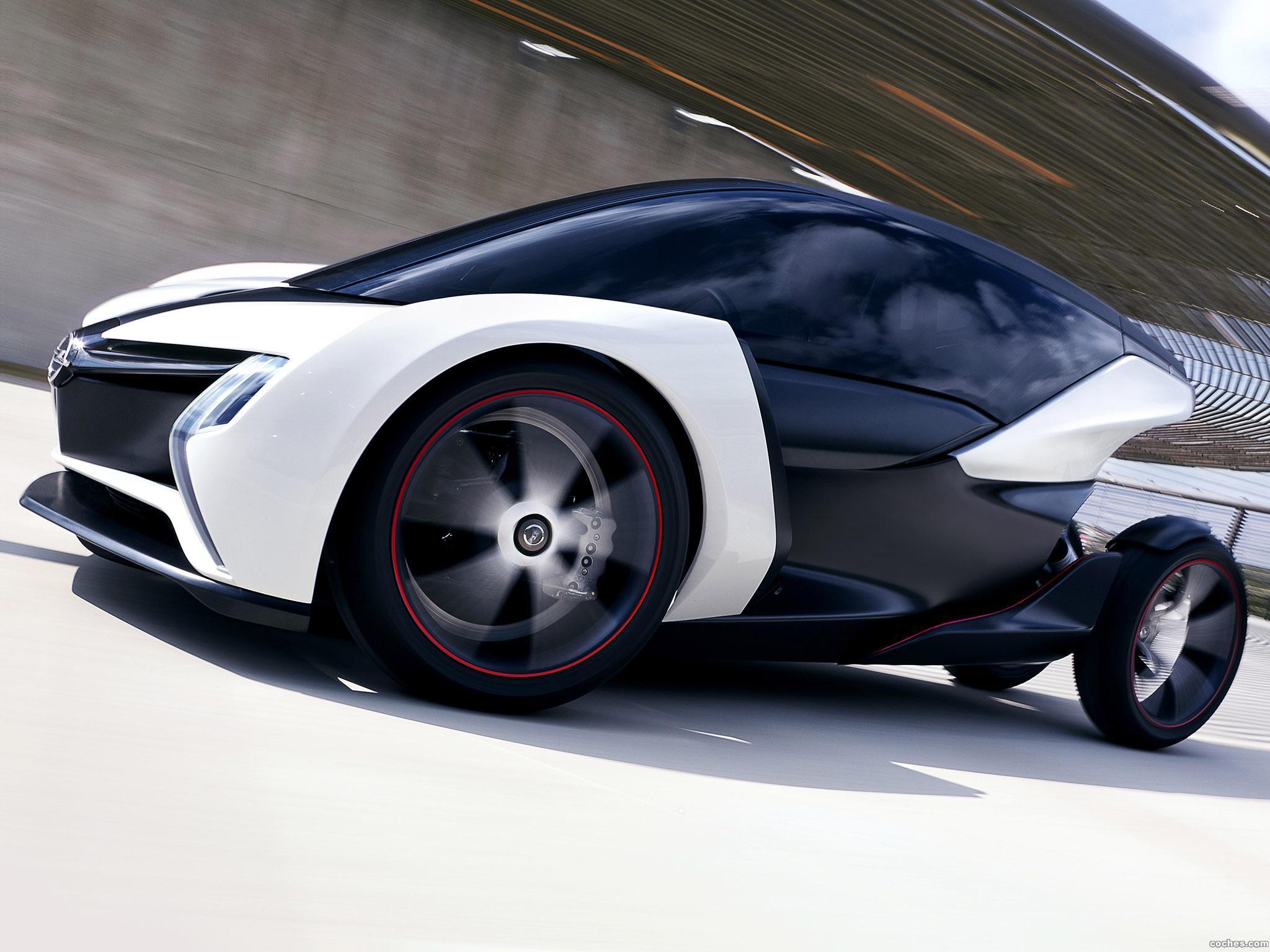 Foto 0 de Opel RAK e Concept 2011