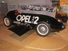 Ver foto 2 de Opel RAK2 1928