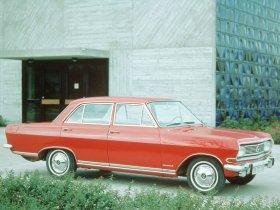 Ver foto 2 de Opel Rekord B Luxus 1965
