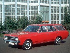 Ver foto 2 de Opel Rekord C 1966