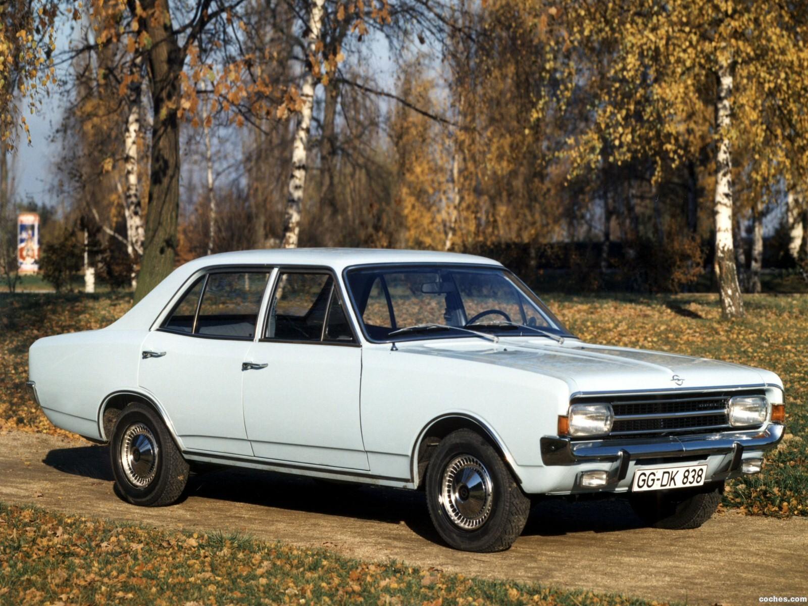 Foto 0 de Opel Rekord C 1966