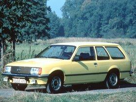 Ver foto 1 de Opel Rekord Caravan 3 puertas E1 1977