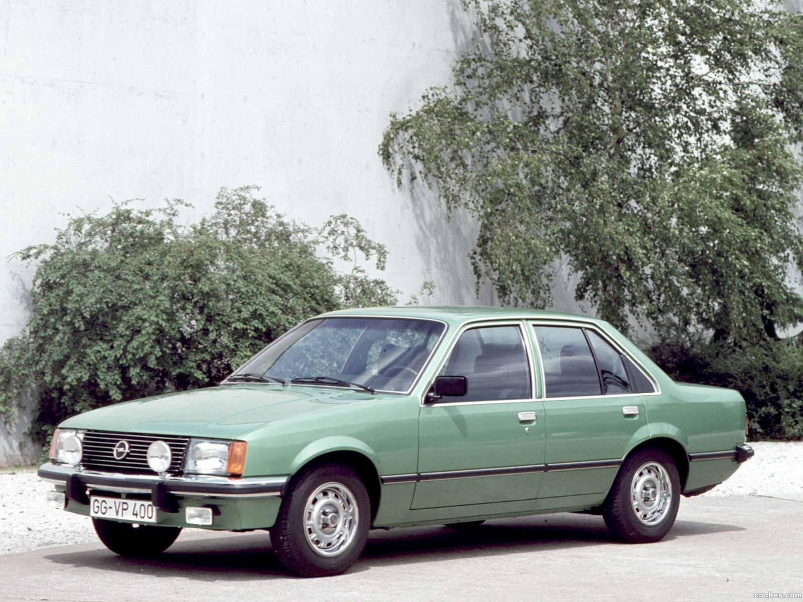Foto 0 de Opel Rekord E 77 1977