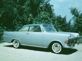 Ver foto 4 de Opel Rekord P2 1960