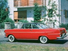 Ver foto 3 de Opel Rekord P2 1960