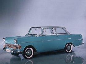 Ver foto 2 de Opel Rekord P2 1960