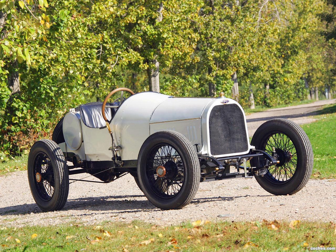 Foto 0 de Opel Rennwagen 1913