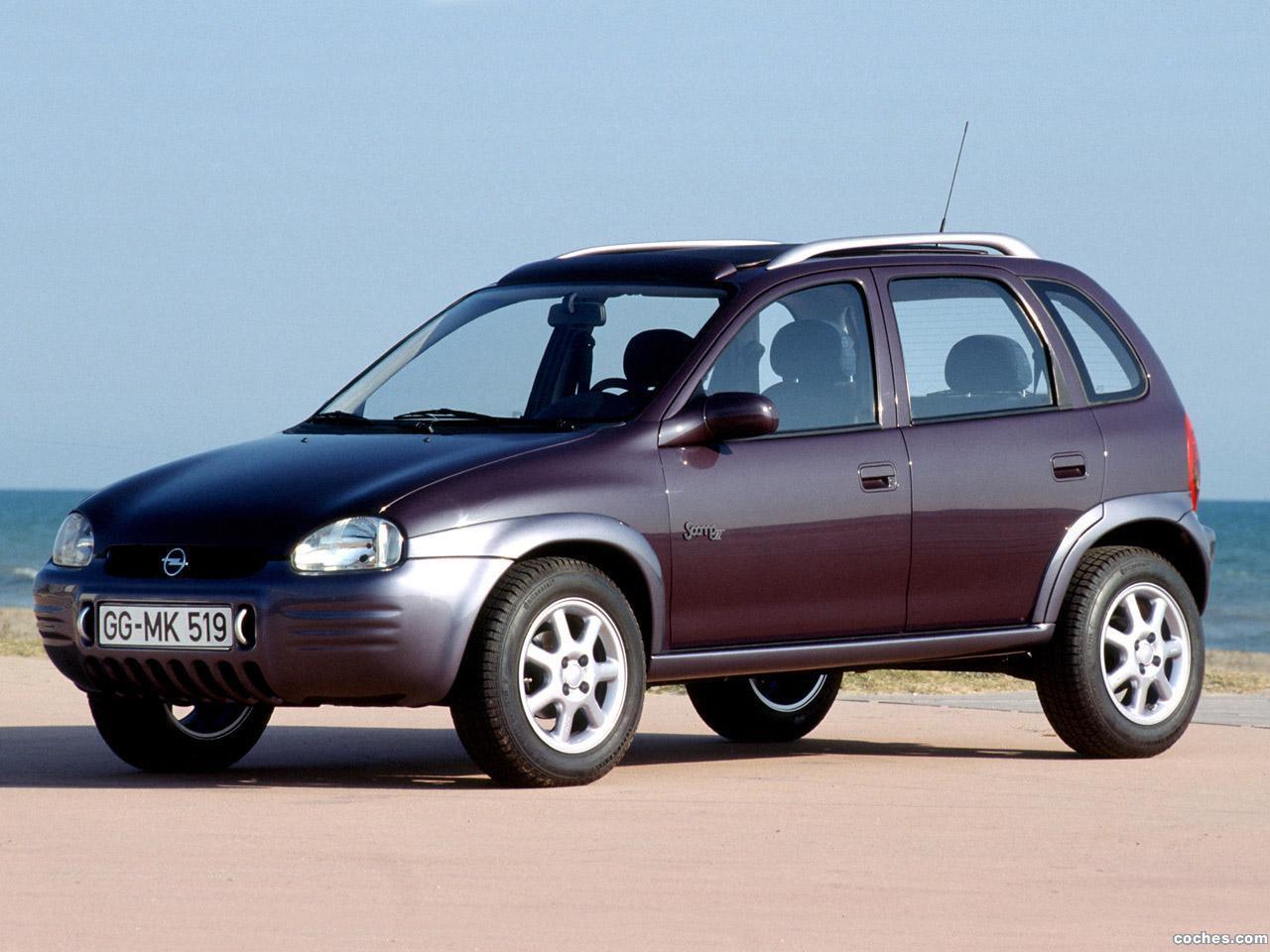 Foto 0 de Opel Scamp II Concept 1994